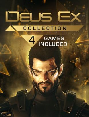 Deus Ex Collection - wersja cyfrowa