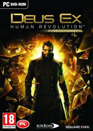 Deus Ex: Bunt Ludzkości - wersja cyfrowa