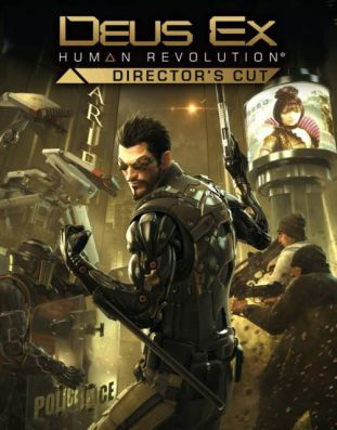 Deus Ex: Human Revolution - Directors Cut - wersja cyfrowa
