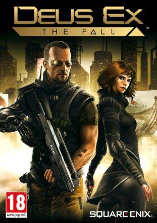 Deus Ex: The Fall - wersja cyfrowa