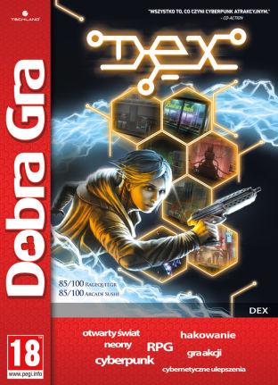 Dex - wersja cyfrowa