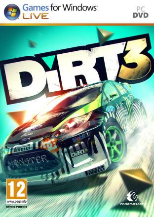 DiRT 3 - wersja cyfrowa