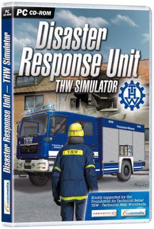 Disaster Response Unit - wersja cyfrowa
