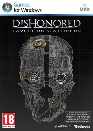 Dishonored: Game of the Year Edition - wersja cyfrowa