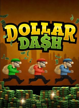 Dollar Dash - wersja cyfrowa