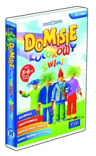 Domisie - Kolorowy Świat - wersja cyfrowa