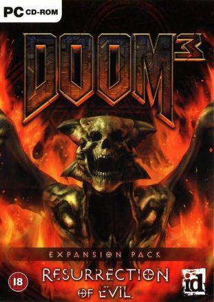 Doom 3: Resurrection of Evil - DLC