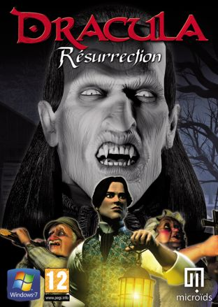Dracula 1 - wersja cyfrowa
