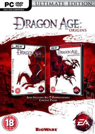 Dragon Age: Origins - Ultimate Edition - wersja cyfrowa