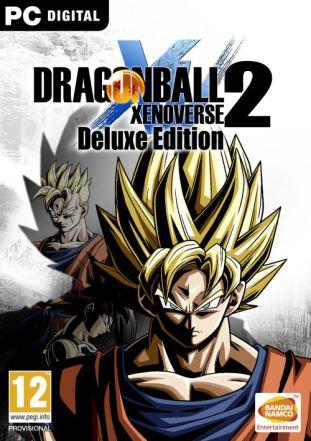 Dragon Ball Xenoverse 2 - Deluxe Edition - wersja cyfrowa