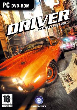 Driver: Parallel Lines - wersja cyfrowa