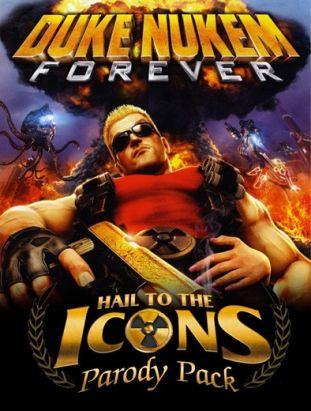 Duke Nukem Forever: Hail to the Icons Parody Pack - DLC