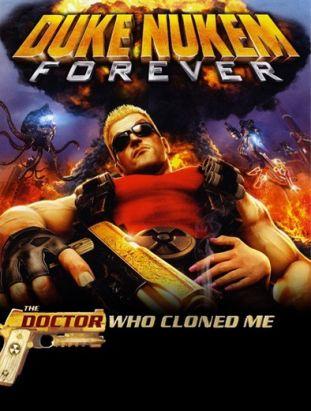 Duke Nukem Forever: The Doctor Who Cloned Me - DLC