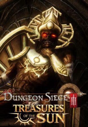Dungeon Siege III: Treasures of the Sun DLC
