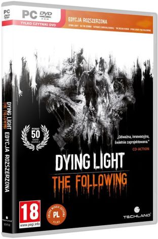Dying Light: The Following – Enhanced Edition - wersja cyfrowa