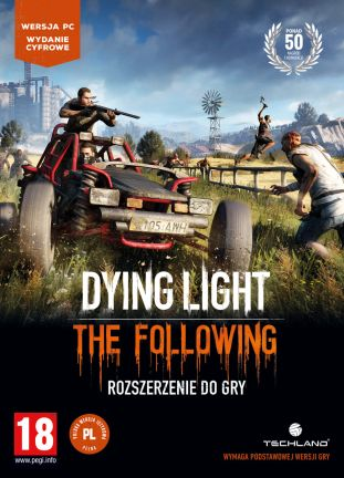 Dying Light: The Following - DLC - wersja cyfrowa