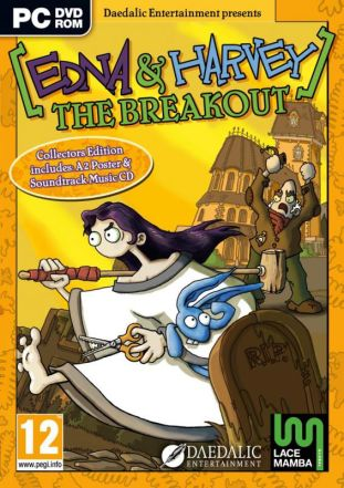 Edna & Harvey: The Breakout - Collectors Edition - wersja cyfrowa