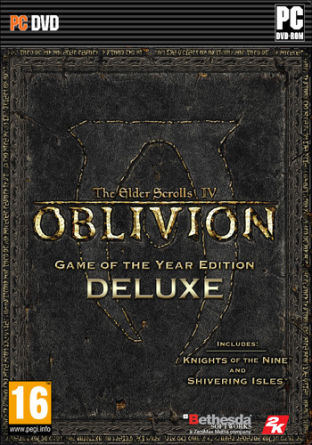 The Elder Scrolls: Oblivion Game of the Year Edition Deluxe - wersja cyfrowa