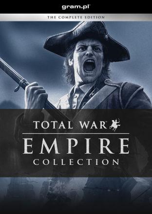 Empire: Total War Collection - wersja cyfrowa