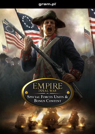 Empire: Total War - Special Forces Units & Bonus Content - DLC