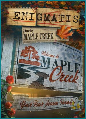 Enigmatis: Duchy Maple Creek - wersja cyfrowa