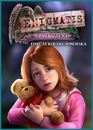 Enigmatis: Mgły Ravenwood - Cyfrowa Edycja Kolekcjonerska