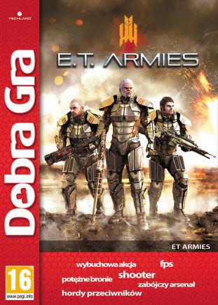 E.T. Armies - wersja cyfrowa