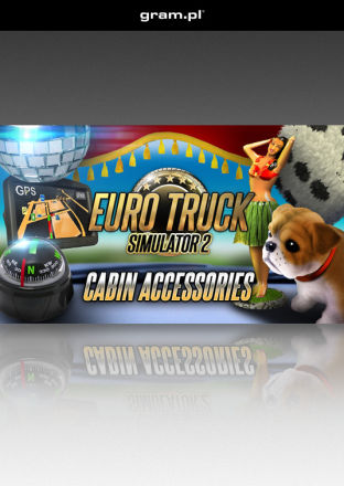 Euro Truck Simulator 2: Cabin Accessories - DLC