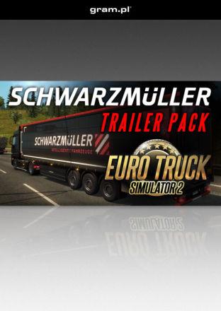 Euro Truck Simulator 2 - Schwarzmüller Trailer Pack - DLC