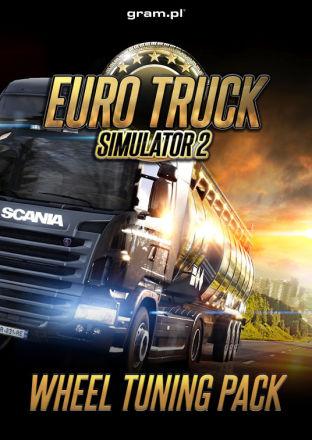 Wheel Tuning Pack - DLC Euro Truck Simulator 2/American Truck Simulator - Wheel Tuning Pack - DLC