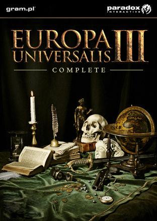 Europa Universalis III Complete - wersja cyfrowa