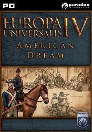 Europa Universalis IV: American Dream - DLC