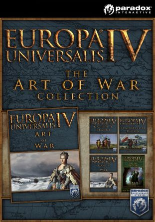 Europa Universalis IV: The Art of War Collection - DLC