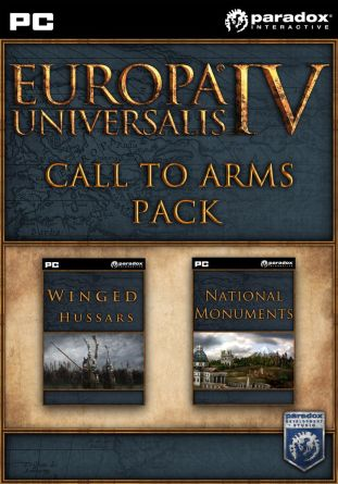 Europa Universalis IV: Call-to-Arms Pack - wersja cyfrowa
