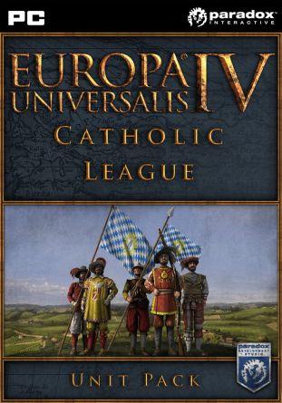 Europa Universalis IV: Catholic League Unit Pack - DLC