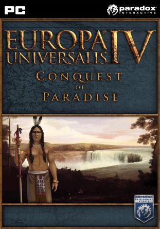 Europa Universalis IV: Conquest of Paradise - wersja cyfrowa