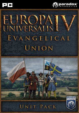 Europa Universalis IV: Evangelical Union Unit Pack - DLC
