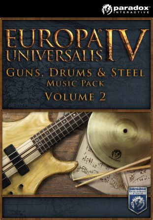 Europa Universalis IV: Guns, Drums and Steel Music Pack 2 - DLC
