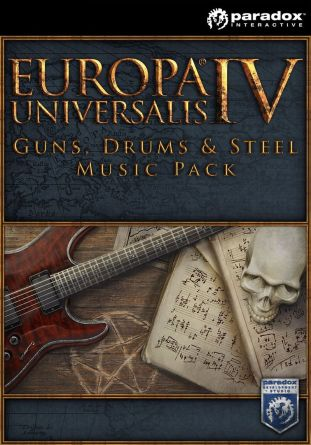 Europa Universalis IV: Guns, Drums and Steel music pack - DLC