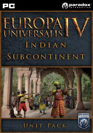 Europa Universalis IV: Indian Subcontinent Unit Pack DLC