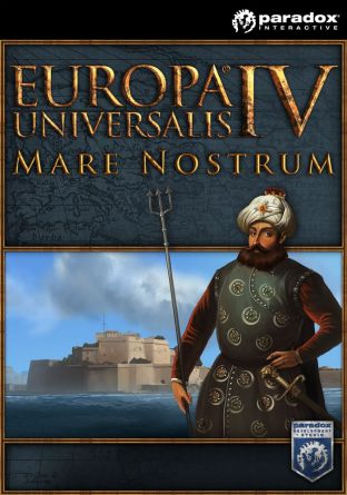Europa Universalis IV: Mare Nostrum - DLC