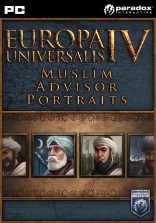 Europa Universalis IV - Muslim Advisor Portraits - wersja cyfrowa