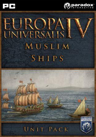 Europa Universalis IV: Muslim Ships Unit Pack - wersja cyfrowa