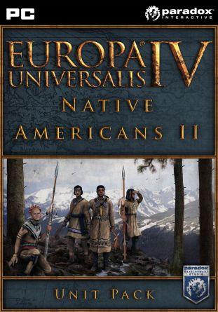 Europa Universalis IV - Native Americans II Unit Pack - wersja cyfrowa