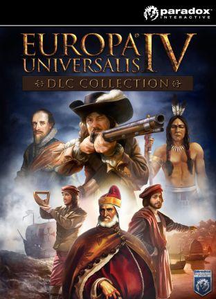 Europa Universalis IV DLC Collection - wersja cyfrowa