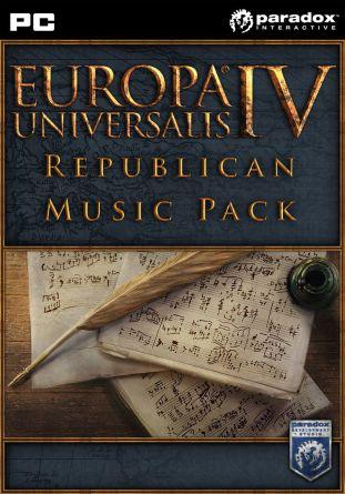 Europa Universalis IV: Republican Music Pack DLC