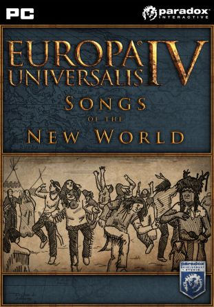 Europa Universalis IV: Songs of the New World - wersja cyfrowa