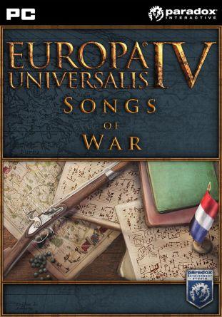 Europa Universalis IV: Songs of War - DLC