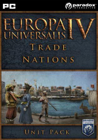 Europa Universalis IV: Trade Nations Unit Pack - wersja cyfrowa