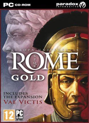 Europa Universalis Rome Gold - wersja cyfrowa